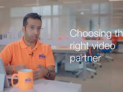 Case Study: Ria IME Corporate Video – How it was made