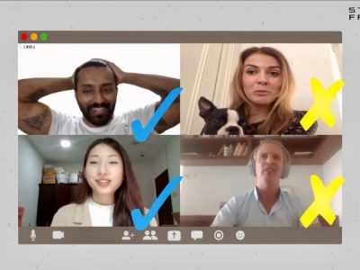 The Biggest Do's and Don'ts of Video Conferencing for Working Professionals